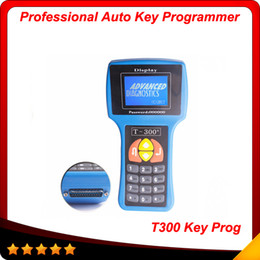 Wholesale fast programmers - 2016 High recommand fast moving T-CODE AUTOMAN key programmer T300 key programmer V14.2 English & Spanish free shipping