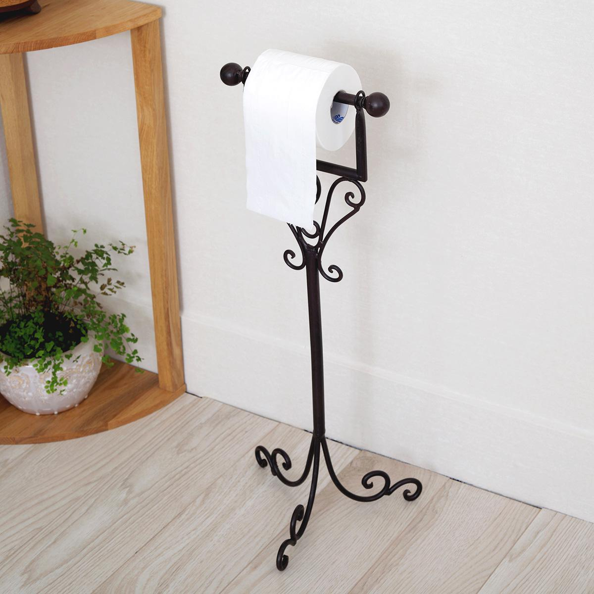 2019 paper towel holder paper towel holder fashion wrought - Wrought iron towel racks bathroom ...