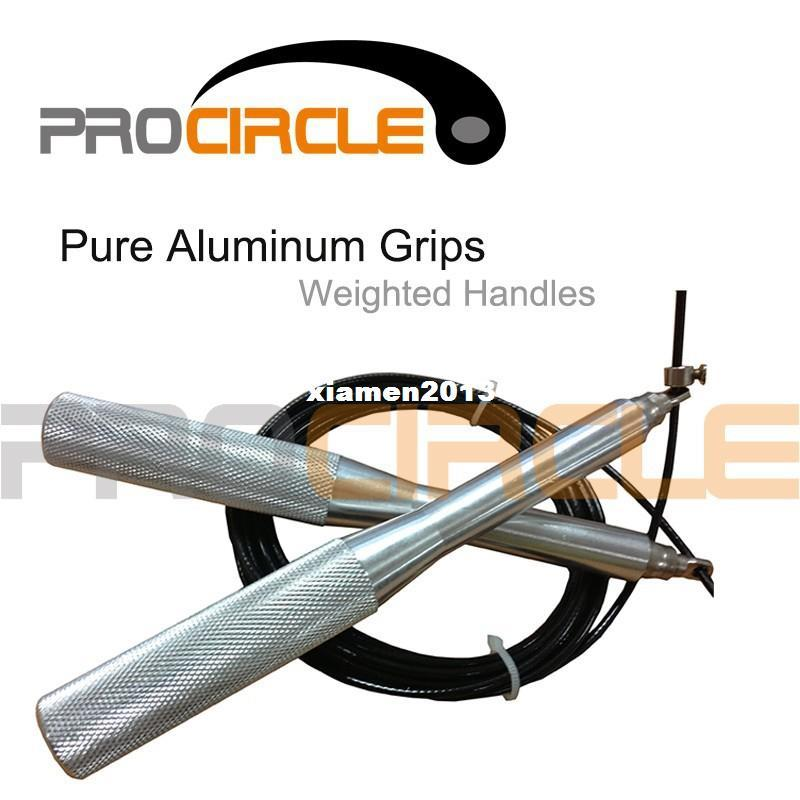 steel grip cable wire speed jump rope