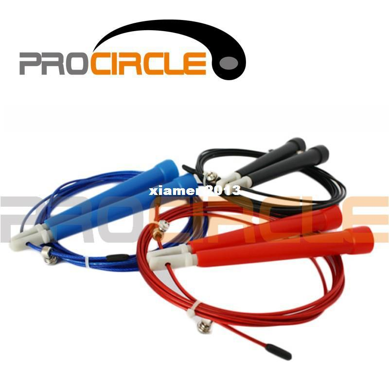 crossfit speed cable jump rope fitness equipment
