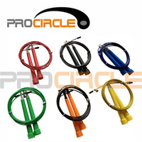 Wholesale Steel Wire Jump Rope - Crossfit Steel Wire Cable Jump Ropes for Double Unders