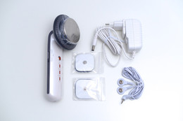 Wholesale Ems Microcurrent - 3 in 1 home use microcurrent EMS slimming ultrasonic PDT rejuvenation Acne removal Home Use