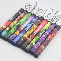 Wholesale E Hookah Nicotine - No nicotine E ShiSha Pen Disposable E Cigarette Smoking 280mAh E-Hookah Pipe Stick Electronic Cigarettes 500 Puffs Milti-flavour