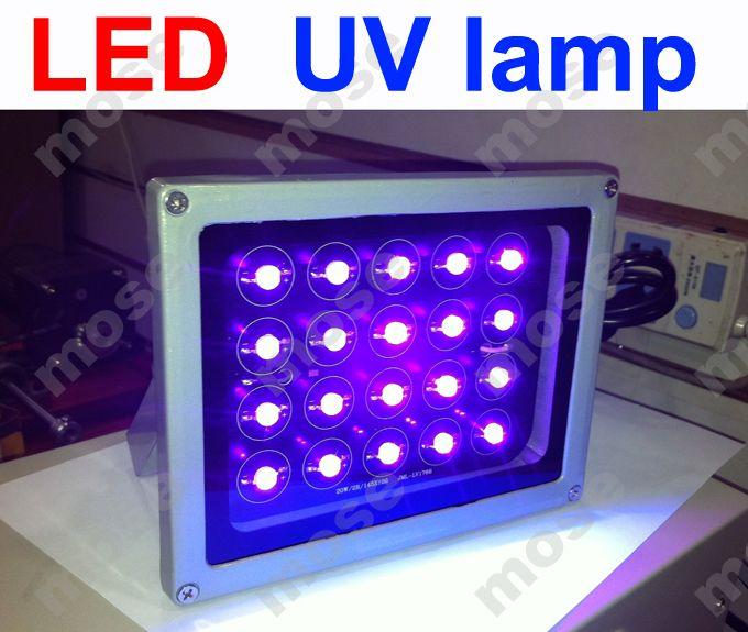 100 Work Professional Led Uv Lamp Loca Glue Uv Gel Curing