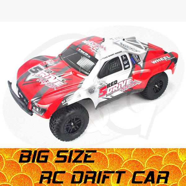 Free Shipping Pro 4WD Off-Road Short Course Truck,Remote Control Radios Car,RC Cars Electronics,1/10 Scale High Speed.