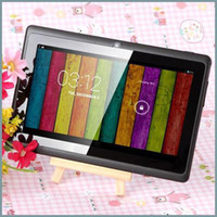 Wholesale cheapest dual core tablets online - Freeshipping Cheapest inch inch A23 Dual Core Tablet Allwinner Android Capacitive GHz MB GB WIFI Dual Camera MQ10