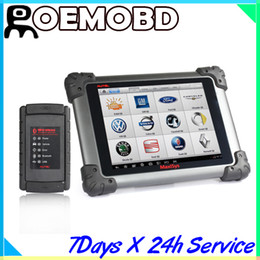 "Wholesale Peugeot Screen - Genuine Autel Maxisys MS908 Android OS Multi Language 9.7"" screen Brand New Autel MaxiSys Famous Auto Diagnostic Tool PK maxisys Pro MS908P"