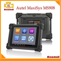 100% ursprüngliches AUTEL MaxiSys MS908 Mitgliedstaat 908 integrierte Diagnosesystem OBDII OBD2 Selbstdiagnosescanner DS 708 Update vesion