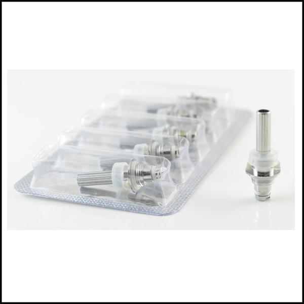 100% original Kanger T3s coil head for Kanger T3S MT3S Evod atomizer 1.5ohm 1.8ohm 2.2ohm 2.5ohm t3s coil in stock DHL free