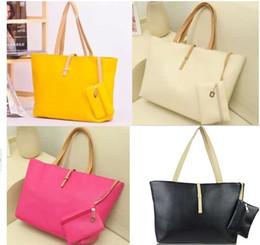 Wholesale Korean Leather Hobo Bags - Korean Lady Women Hobo Leather Messenger Handbag Shoulder Bag Totes Purse