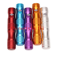 Hot Ego X6 batterie électronique cigarette vv mod Lava Tube batterie Voltage réglable X6 batterie 3.6V / 3.8V / 4.2V 1300MAH