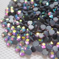 ametist ışıkları toptan satış-10SS 2.8 MM Kristal Strass DMC Sıcak Düzeltme Rhinestone Demir On Düzeltme Taşlar Işık Ametist AB SS10