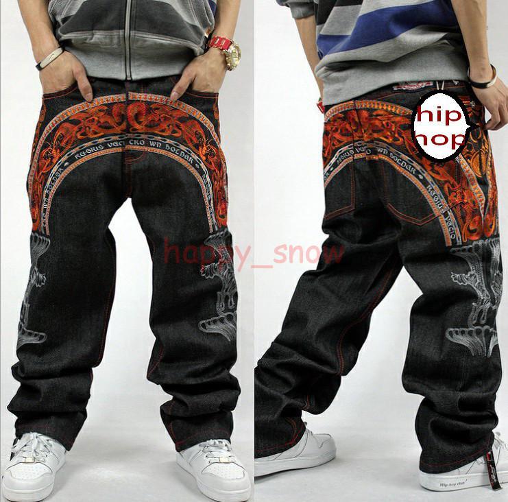2015 New Punk Men Jeans Primary Color Jeans Hiphop Hip Hop