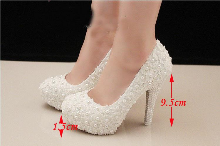 Low Heels Bridal Wedding Shoes Bridesmaid Shoes Lady Wedding Prom Dancing Shoes Evening Party Prom Pumps Woman Dress SHoe