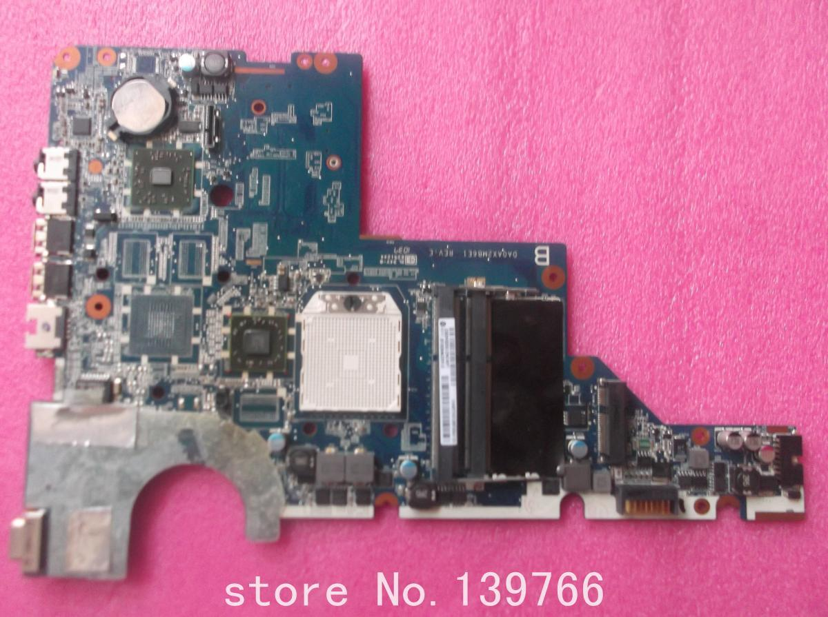 592808-001 board for CQ42 CQ62 G62 laptop motherboard with AMD chipset