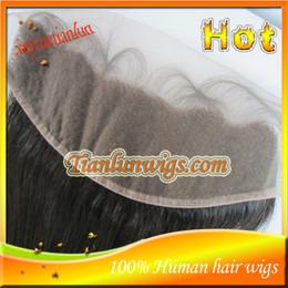 2019 новые пароли Естественный цвет может быть окрашен 13x4inch Body Wave кружева фронтальная бразильские девственные человеческие волосы отбеленные узлы кружева фронтальная закрытие с волосами младенца