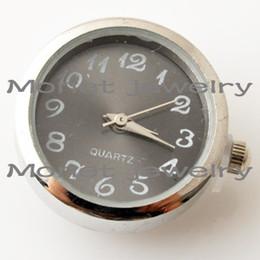 Ver trozos online-04039 OEM, ODM da la bienvenida a los nuevos trozos de reloj para la pulsera, trozo de reloj noosa para anillos, diferentes colores
