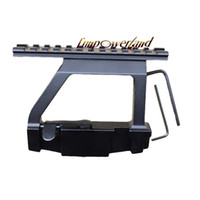 Funpowerland AK 74U Mount Quick release 20mm AK Side Rail Lo...