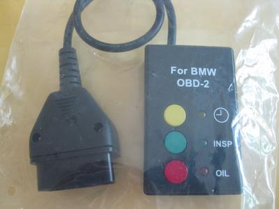 SI-Reset BMW OBDII SI-RESET voor BMW OBD2 OBD 2 RESET INSPECTIE EN OLIE SERVICE SI AIRBAG