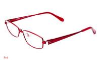 Wholesale China Fashion Working Woman - fashion new Titanium eyeglass frames black or red color womens women lady eye glasses full optical frame long eyeglasses by china
