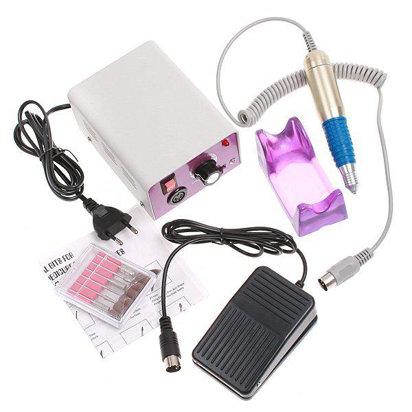 Free shipping/Drop shipping electric manicure pedicure nail drill&automatic nail painting drill