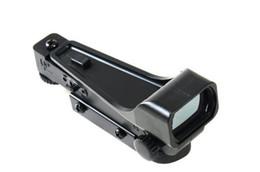 2019 atrações combo NOVA 10mm Ponto VERMELHO Ponto de Visão Tático Reflex Air Rifle Co2 pistola Airgun Caça 1x20x30 Riflescope