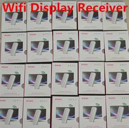 Venta al por mayor de iPush D2 MELE I6 HDMI Multimedia AirPlay WiFi inalámbrico DLNA Display Dongle Receptor Compartir pantalla múltiple interactiva para Android iOS Tablet