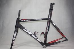 Wholesale Cheap Road Frame Bikes - Wholesale TIME RXRS carbon road bike frame time rxrs bb30 t1000 size 49 51 53 55 57cm cheap carbon road bike