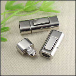 Wholesale Leather Bracelets For Jewelry Making - 20PCS Antique Silver Plated Metal Spring Clasps   Spring hook for making Leather Bracelet jewelry findings