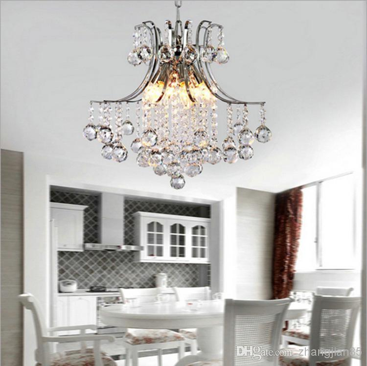 Wholesale new classic modern crystal ceiling lamp chandelier the see larger image aloadofball Images