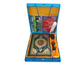 Großhandel Qualitäts-islamische 4GB Digital Holy Quran las Feder M10 AL Koran MP3-Player 8 GB Muslim Koran Lernen Buch Arabisch beste Geschenk