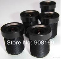 Wholesale Cctv 16mm - Free shipping 2.8mm,3.6mm,6mm,8mm,12mm,16mm lens Fixed IRIS Lens Set for Webcams and Security CCTV Camera (6 Lens Pack)