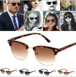 Wholesale Inspire Man - High Quality Retail Fashion Women's The Sun Glasses Retro Inspired Club Elegant Metal Sunglasses Women Mens