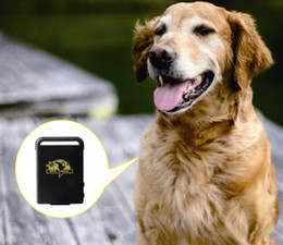 Wholesale Mobile Phone Hummer - Mini car GPS Tracking Dog tk102B With Google Map On Mobile Phone Loction Device