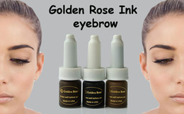 Wholesale Wholesale Tattoo Ink Sale - free shipping 3colors New Beauty Permanent makeup pigment high quality hot sale tattoo ink kit Cosmetics supply
