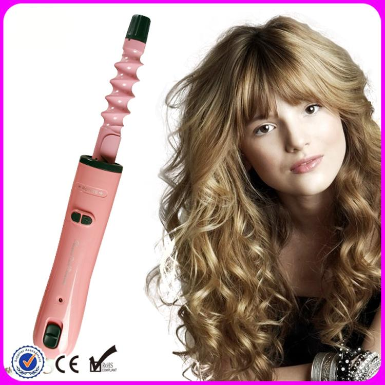 High Quality Hair Iron Machine Perfect Pro Automatic Hair