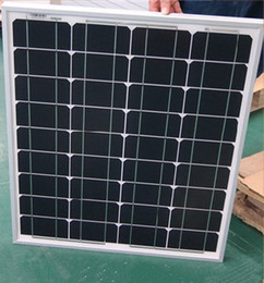 $enCountryForm.capitalKeyWord Canada - Amazing price with free shipping Monocrystalline Solar Panel 50W ,100% Class A Quality for solar system lighting for 12V battery