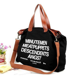 Wholesale Handbags Ship Prices - hot sale tote bag casual canvas big bag fashion ladies should bag handbag free shippment factory price Free Shipping W1236