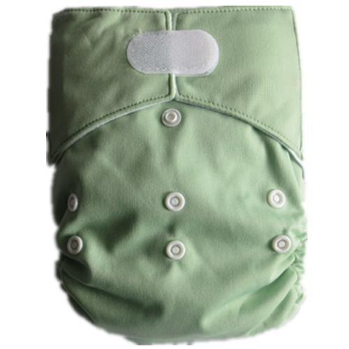 再利用可能なステッカースタイルミンディーベビークロスおむつ、赤ちゃんの布おむつ洗える50ピース送料無料