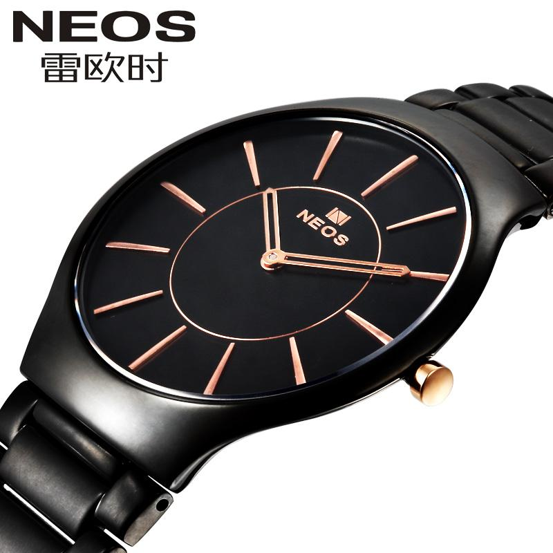 geneva watch quartz stainless buy watches ultra steel product japan movt detail thin slim stone