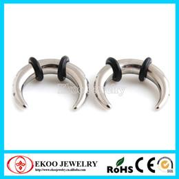 $enCountryForm.capitalKeyWord Canada - 316l Surgical Steel Cut Pincher Ear Stretching Kit Free Shipping
