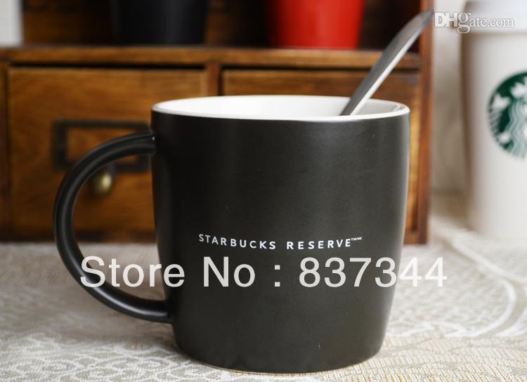 Wonderful Ceramic Mugs For Sale Part - 6: Wholesale Reserve Mug Starbucks 40th Anniversary Of The Signature Black Mug  Ceramic Cup Coffee Mug New Direct Clearance Sale Prints On Mugs Promotional  ...