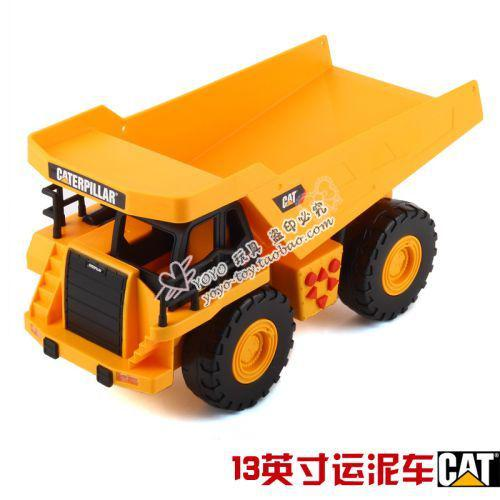Cat Construction Toys For Toddlers : Cat caterpillar construction vehicles model inches