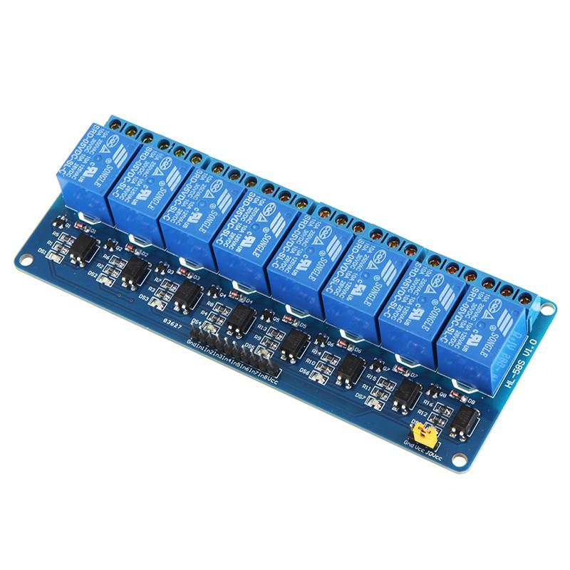 Arduino Line Follower Robot With QRD1114 Electrical