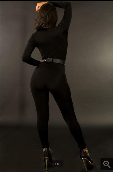 2014 جديد أزياء حللا ضمادة اللباس مثير المرأة bodycon حللا bodywear السيدات أسود أبيض حللا نادي الحزب اللباس السراويل YQW12