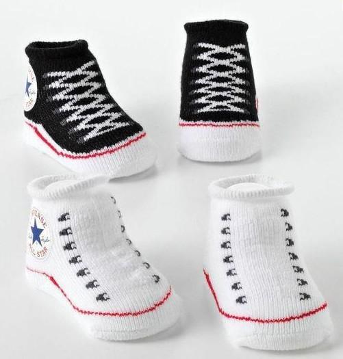 calze converse neonato