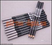 Wholesale Wholesale Black Eyeliner Pencil - HOT Eyeliner eyebrow Liner Pencil Black   Brown EYE   LIP Liner Pencil Aloe & Vitamin E1.6g DHL Free shipping+GIFT