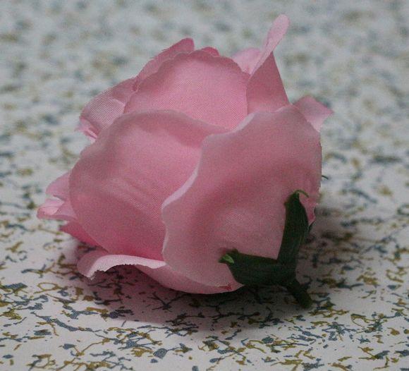 الحار ! 50 قطع الزهور الاصطناعية الوردي الورود زهرة رئيس زهرة الكرة زهرة ترتيب الحرير زهرة 9 سنتيمتر 32