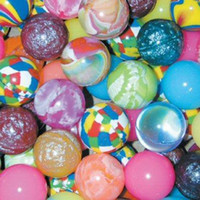 Wholesale Free Pottery - Free shipping 32mm rubber Hi Bouncing balls, bouncy ball, bounce ball, picture bouncing ball for kids Decompression Toys Amusement Toys .