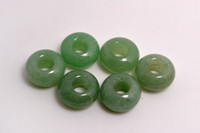 Wholesale Aventurine Stone Jewelry - Lots Jewelry Aventurine Gemstone Round Beads High Polished Loose Beads 5mm Big Hole Fit Charms European Bracelet DIY #B103
